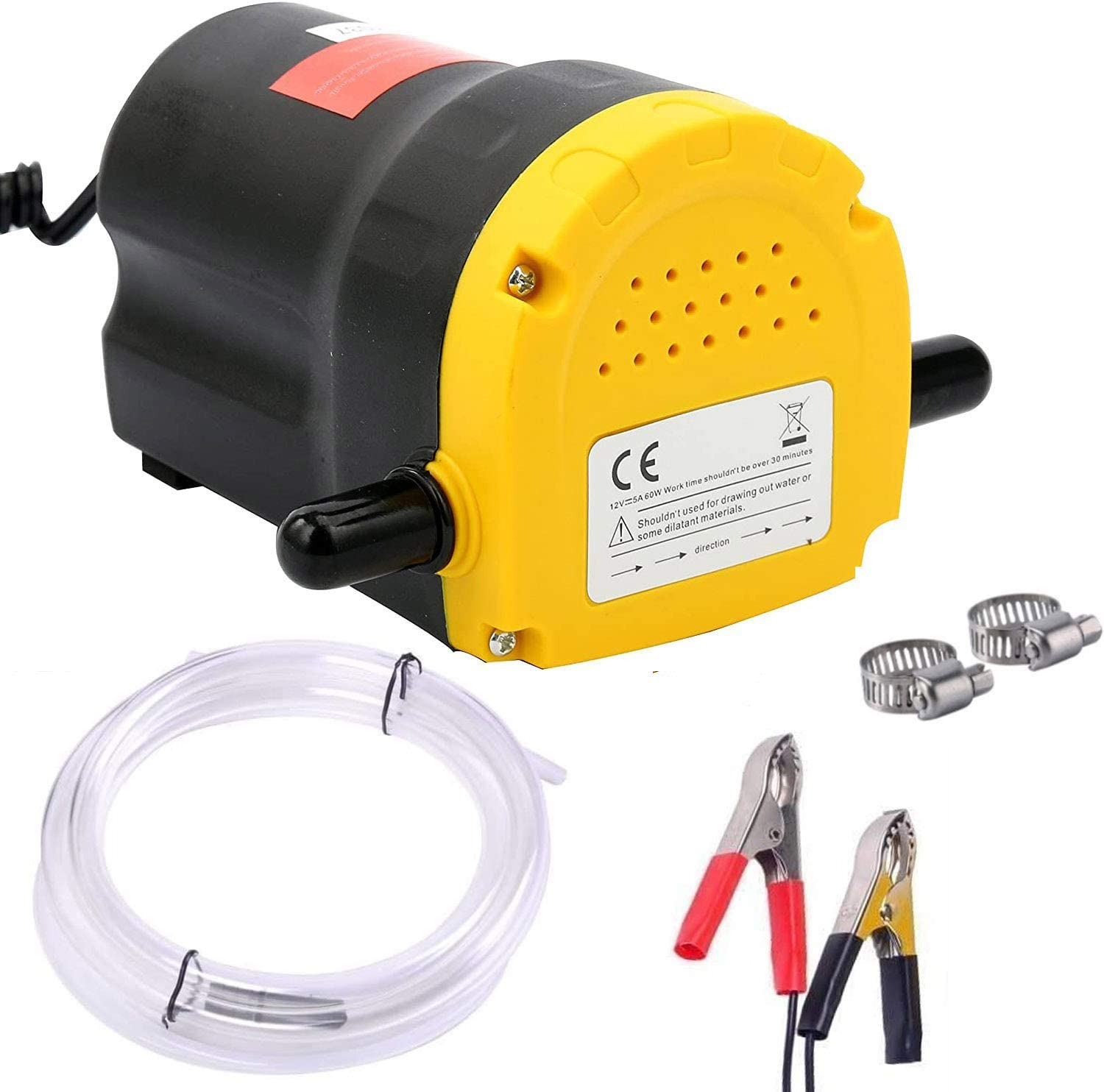 At the price of surprise YaeTek Ranking TOP4 12V 60W Oil Extraction Extractor Change Pump Die