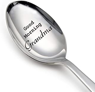 Good morning grandma-grandma gifts-grandma gifts from granddaughter-grandma gifts from grandson