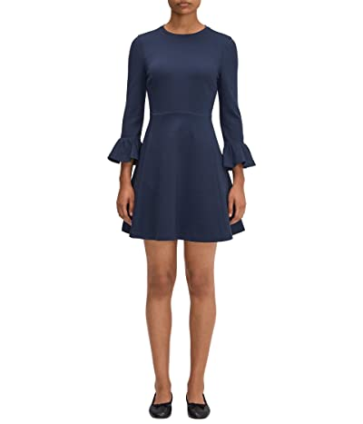 Kate Spade New York Bell Sleeve Ponte Dress