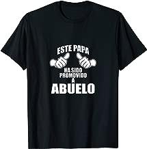 Mens Este Papa Ha Sido Promovido a Abuelo Future Grandpa Spanish