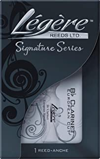 legere clarinet reeds european cut