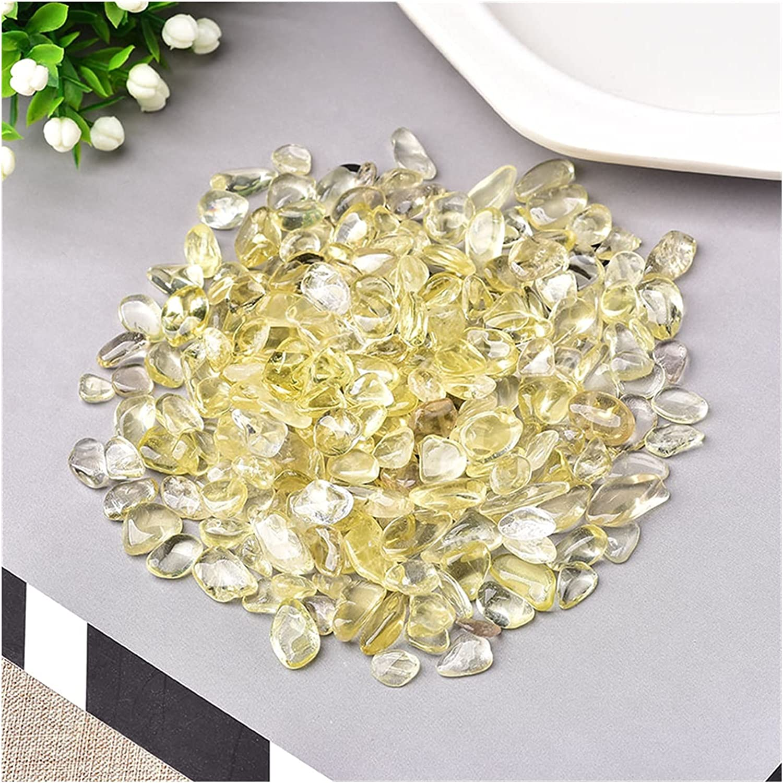 YINI 50g 100g Natural Crystal Amethy Quartz Popular standard Specimen Rose Max 90% OFF Gravel