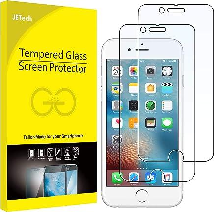 JETech J0813 Film de Protection d'écran pour iPhone 6s Plus et iPhone 6 Plus en Verre Trempé, Lot de 2