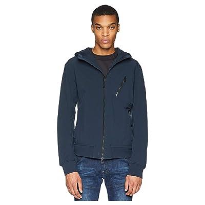 BELSTAFF Rockford Softshell Jacket (Navy) Men