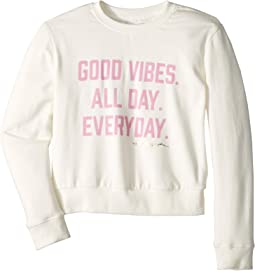 Every Day Classic Crew Neck (Toddler/Little Kids/Big Kids)