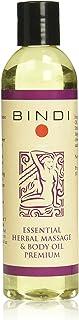 Bindi Bindi Premium Essential Herbal Massage and Body Oil, 8 Fluid Ounce