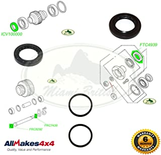 LAND ROVER TRANSFER CASE RESEAL KIT DISCOVERY RANGE P38 MR0005 ALLM4X4