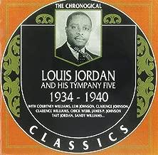 Louis Jordan & His Tympany Five: 1934-1940