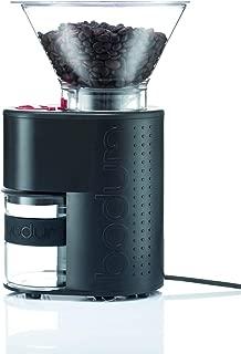 Bodum - Molinillo de café, color negro