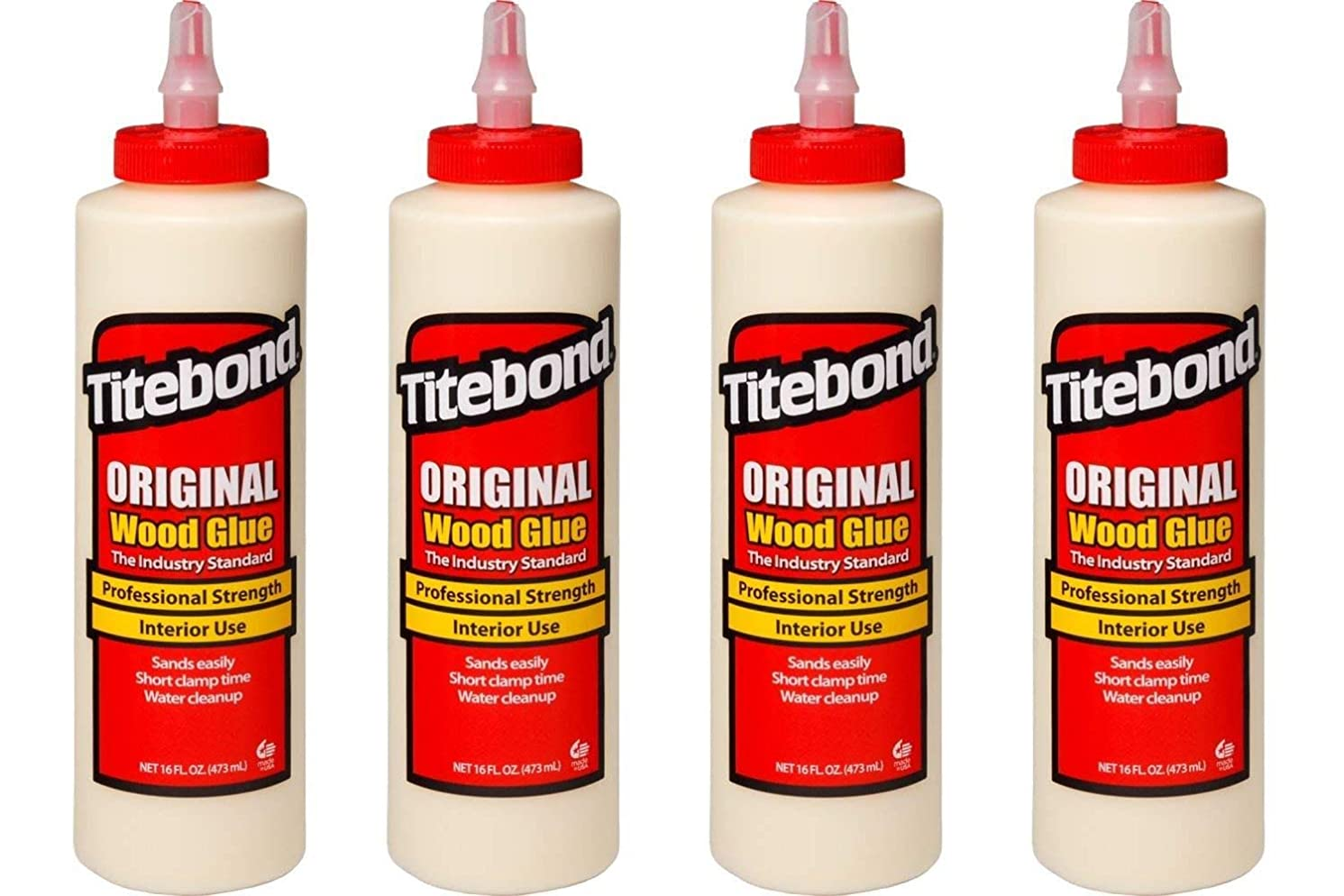 Titebond 5064 Original Wood Glue, 16-Ounces (Fоur Paсk)