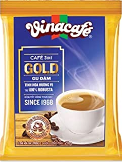 Vinacafe Gold Rich Blend, 20 Sachets (Single)
