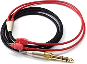 Replacement Audio Upgrade Cable for Sennheiser HD650 HD600 HD580 Headphone 3meters