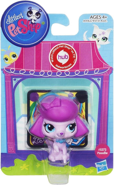 Poodle Littlest Pet Shop  3272 Single Figure