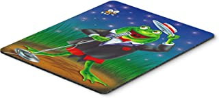 Caroline's Treasures Frog Comedy Routine Mouse Pad, Hot Pad or Trivet, Multicolor (APH0523MP)
