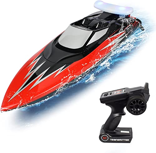 2021 Cheerwing outlet sale UDI017 RC Boat, Remote Control Boat for Pools and discount Lakes, 20mph Fast RC Boats for Adults and Kids sale