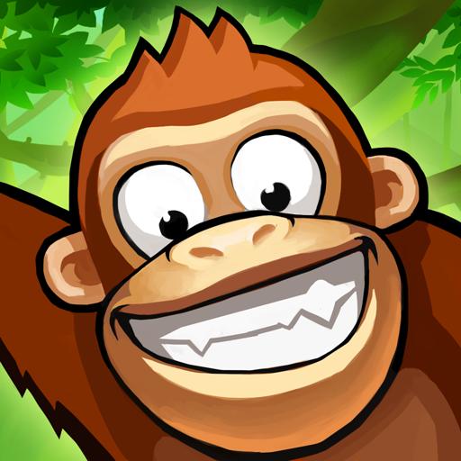 Ape the Kong - Banana Thief