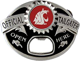 washington state belt buckle