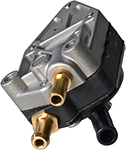 VRO Outboard Fuel Pump Replacement for Johnson Evinrude 6-235hp OMC BRP Engine 50054622 0438559 343462 GELUOXI
