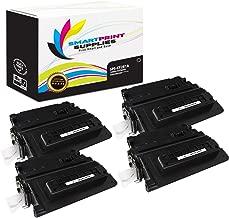 Smart Print Supplies Compatible 81A CF281A Black Toner Cartridge Replacement for HP Laserjet Enterprise M604 M605 M606 M625 MFP M630 Printers (10,500 Pages) - 4 Pack