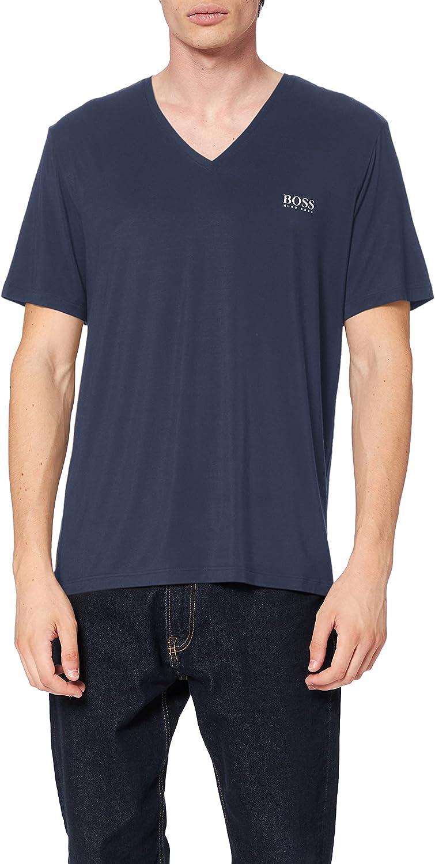 BOSS Comfort T-Shirt Vn Camiseta para Hombre