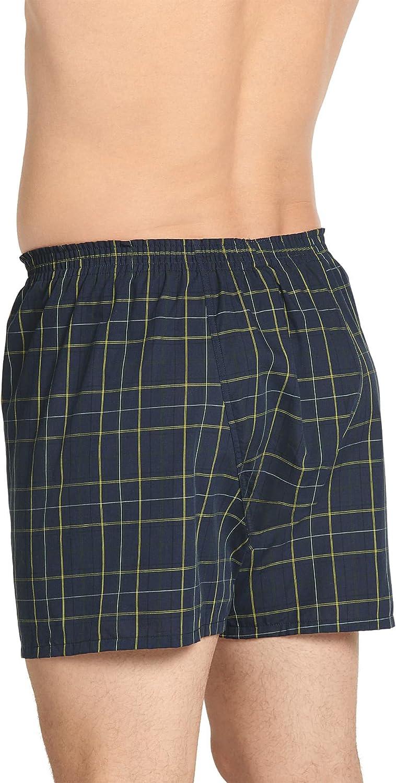 Jockey Men's Underwear Big Man Full Cut Boxer - 2 Pack