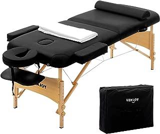 lightest massage table