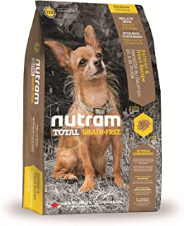 Nutram T28 Total Grain-Free Small Breed Trout & Salmon Dog Food, 2kg