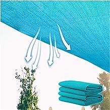 Sunblock schaduwdoek, HDPE materiaal tinten warmte-isolatie, verdikte rand sterk duurzaam, gebruikt voor balkon binnenplaa...