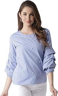 cc471c0b7fda6c Amazon.in: Under ₹500 - Tops, T-Shirts & Shirts / Western Wear ...