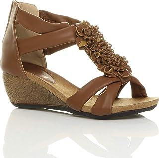 : Sandales Chaussures femme : Chaussures et Sacs