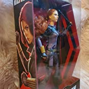 Barbie Marvel/'s Black Widow Doll 11.5 in AMAZON EXCLUSIVE FREE SHIPPING IN HAND