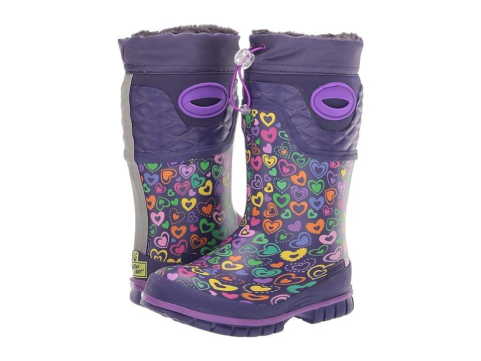 Western Chief Kids Winterprene Boots (Toddler/Little Kid/Big Kid) (Purple) Girls Shoes