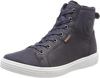 ECCO Unisex S7 hoge sneakers