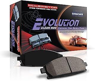 Power Stop 16-2052, Z16 Evolution Front Ceramic Brake Pads