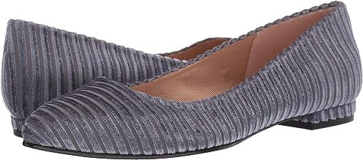 Grey Bremen Velvet