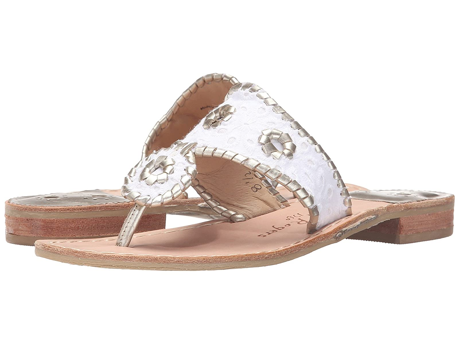 Jack Rogers Jacks EyeletCheap and distinctive eye-catching shoes