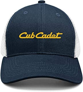 Unisex Hats Outdoor Cub-Cadet-Warranty-Logo- Mesh Hat All Cotton Lightweight Casual Caps for Mens' Womens