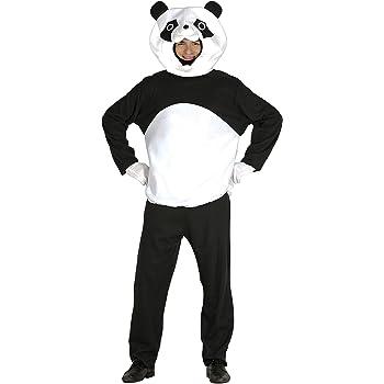 Guirca- Disfraz adulto oso panda, Talla 52-54 (84609.0): Amazon.es ...