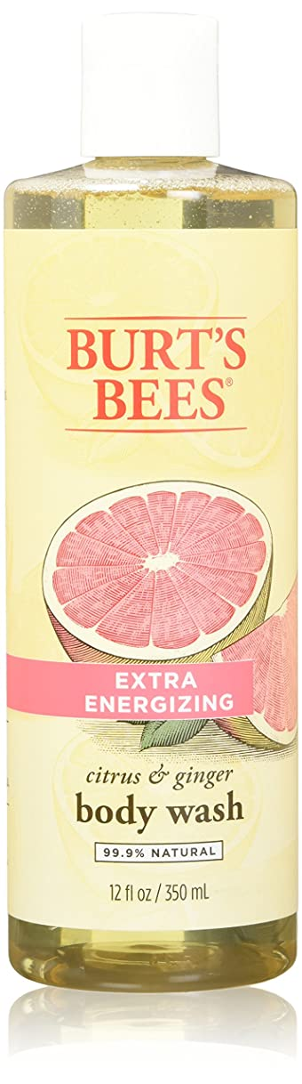 ライター認める部門Burts Bees Body Wash Citrus & Ginger 12 fl oz/Burts????12?????WWWW?????????????????