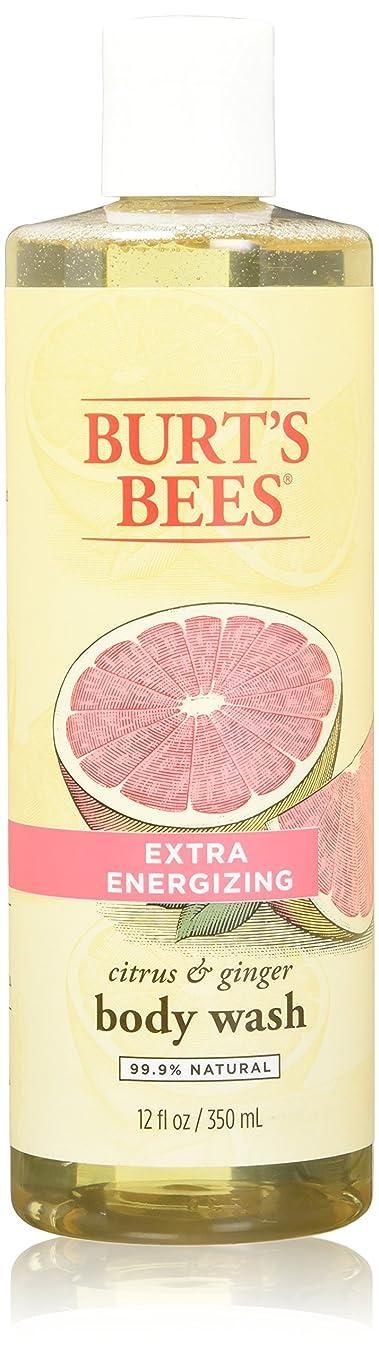 市場しなやかな想起Burts Bees Body Wash Citrus & Ginger 12 fl oz/Burts????12?????WWWW?????????????????