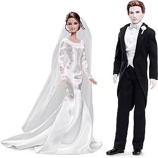 Barbie Collector TWILIGHT: Breaking Dawn Part 1 - BELLA & EDWARD WEDDING DAY Dolls