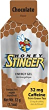Honey Stinger Organic Gel Chocolate 24 1.3oz Packets w/Caffeine