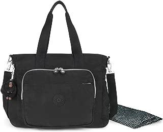Kipling Miri Solid Diaper Bag, Black