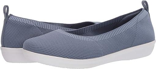 Slate Blue Knit
