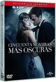 Cincuenta Sombras Más Oscuras [DVD]