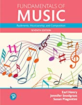 Fundamentals of Music: Rudiments, Musicianship, and Composition (What's New in Music)