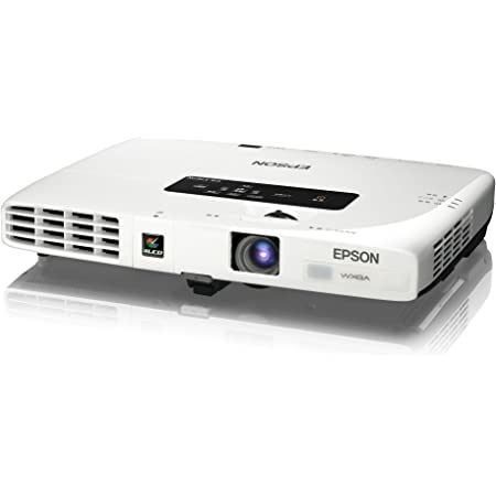 EPSON プロジェクター EB-1761W 2,600lm WXGA 1.7kg