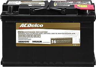 باتری ACDelco 94RAGM Professional AGM Automobile BCI Group 94R