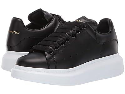 Alexander McQueen Oversized Sneaker (Black) Women