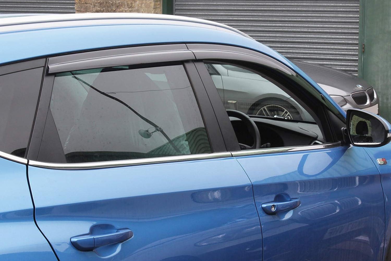 Autoclover Windabweiser Set 4 Teilig Für Hyundai Tucson 2015 Auto